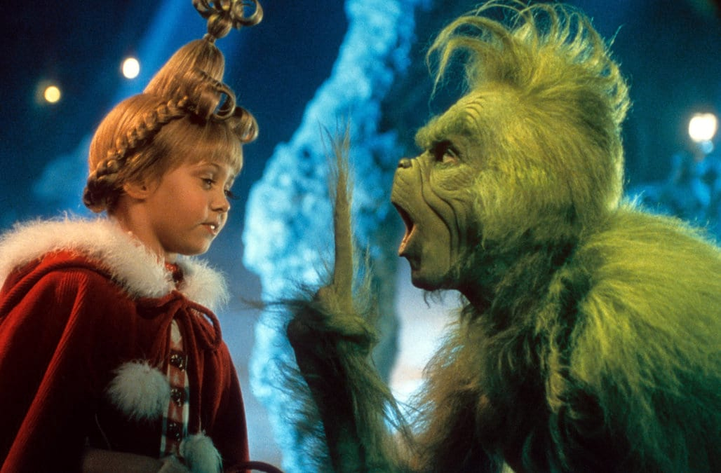 the girl from the grinch looks very very different now