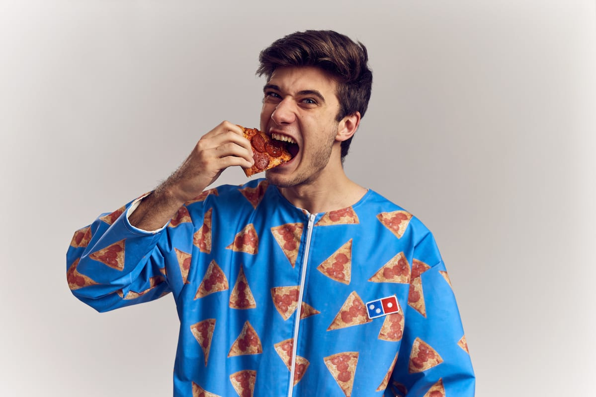 Dominos New Wipeable Onesie Is A Must Have For Pizza Lovers 44676UNILAD imageoptim BUCK New Years Wipeable Onesie 0213