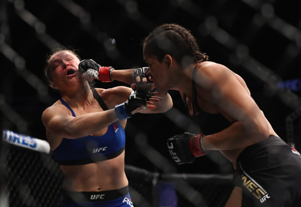 Ronda Rousey Got Paid A Crazy Amount Per Second For Her Loss To Nunes 45103UNILAD imageoptim ronda1