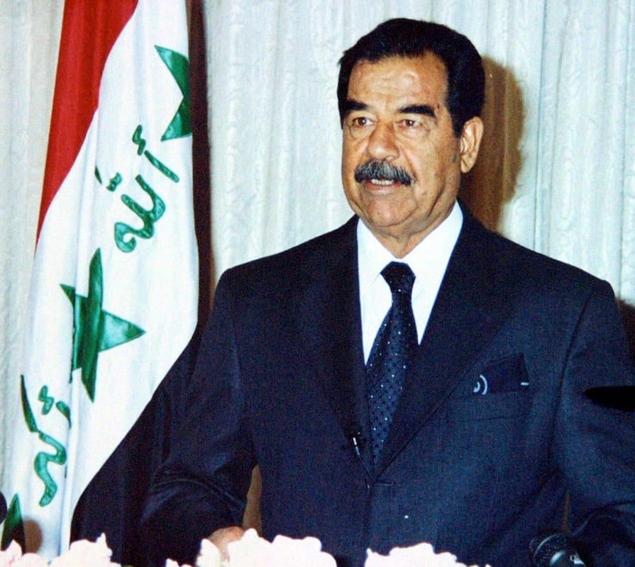 A Decade On, Has Iraq Benefited From Saddam Husseins Execution? 46267UNILAD imageoptim GettyImages 1132214