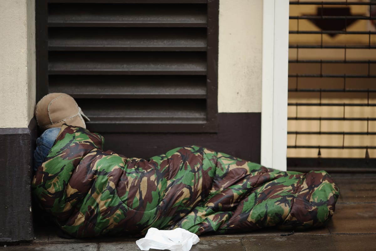 This Is What Its Like To Be Homeless At Christmas 52508UNILAD imageoptim GettyImages 507063842