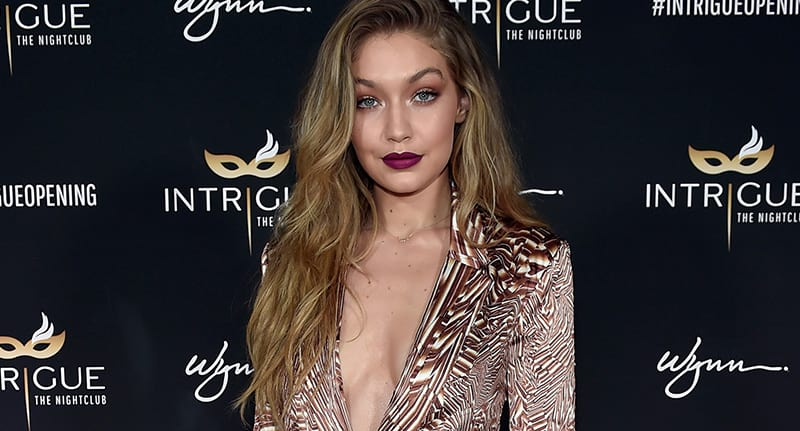 Gigi Hadid Faces Huge Backlash For 'Disgusting' New Photo