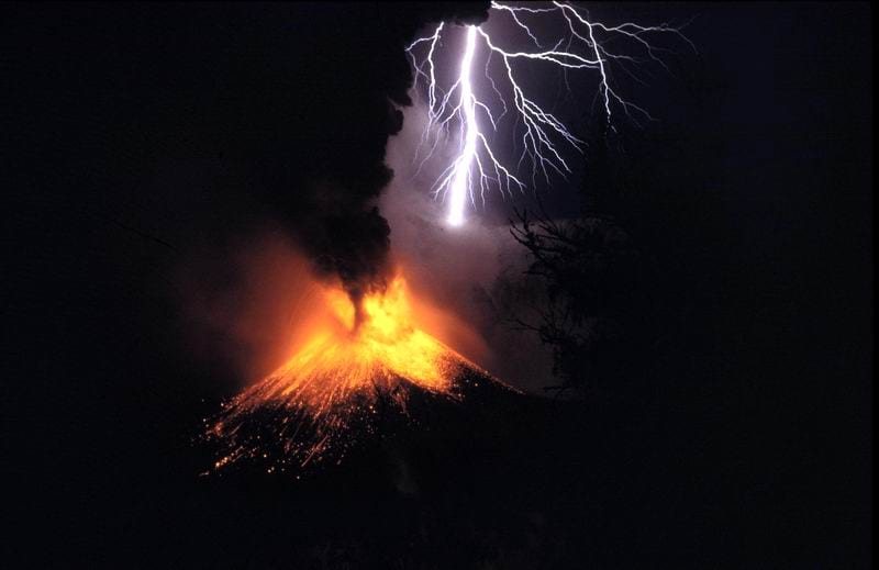 Apocalypse Closer Than First Thought, Scientist Says 57590UNILAD imageoptim volcano eruption
