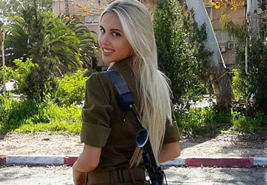 israeli defense girls nude