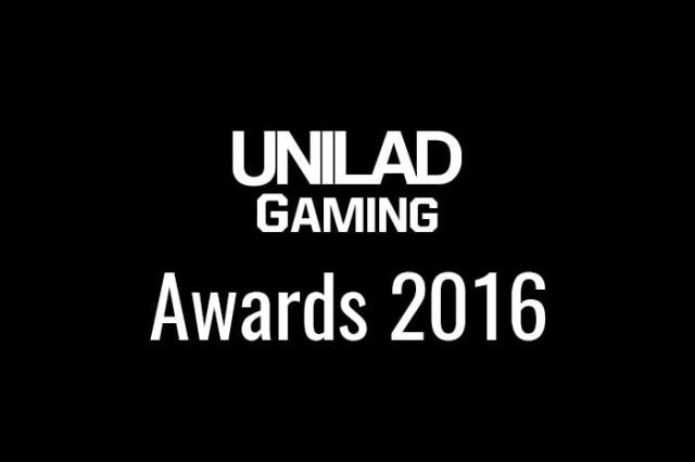 The UNILAD Gaming Awards 2016