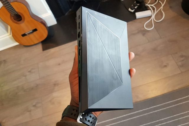 NVIDIA Shield TV Review: The Best Android TV Box %name