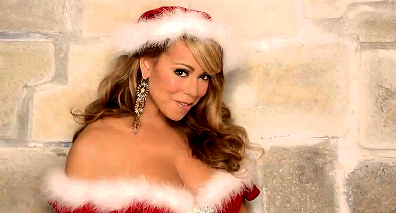 Mariah Carey Earns £376,000 Every Year From All I Want For Christmas mariah carey quiz all i want for christmas fb