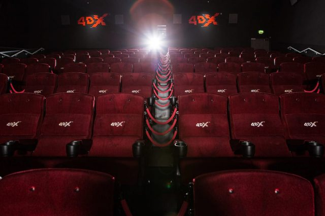 4DX Cinema Review Cineworld