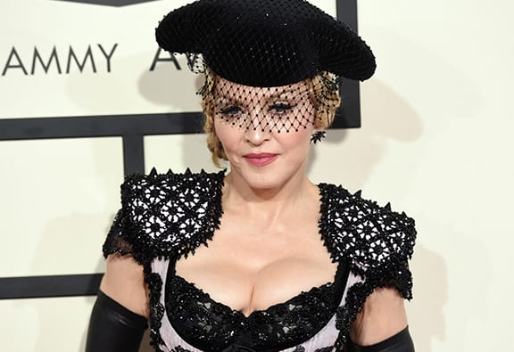 madonna Grammy Awards