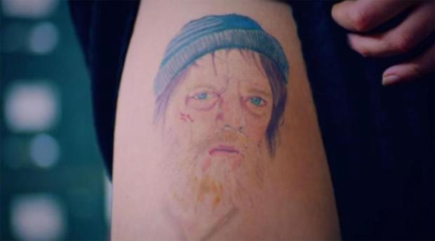 Girl Gets Ian Beale Tattoo Fixed With Hilarious Results 13744UNILAD imageoptim ian beale tat