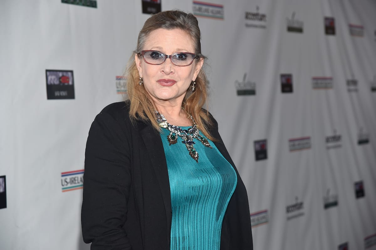 LucasFilm Confirm They Will Not Use CGI To Resurrect Carrie Fisher 17295UNILAD imageoptim GettyImages 463907932