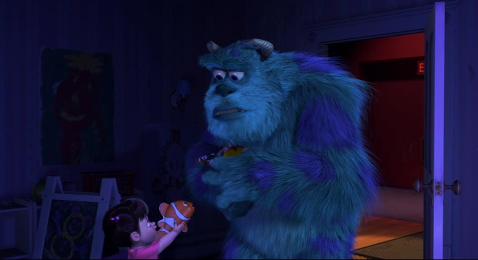 Disney Reveals How Every Pixar Film Is Connected 2395UNILAD imageoptim Monsters Inc Nemo web