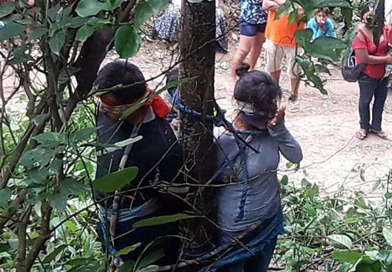Woman Dies After Being Tied To Tree In Brutal Punishment
