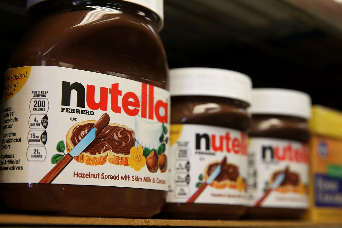 This Viral Image Shows Exactly What Nutella Is Made Of 26240UNILAD imageoptim GettyImages 453785302
