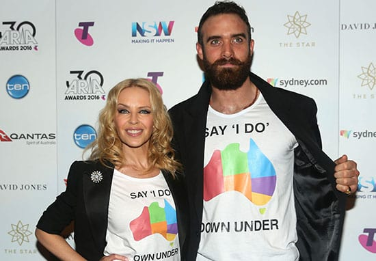 Kylie Minogue Isn't Going To Be Known As Kylie Minogue Much Longer
