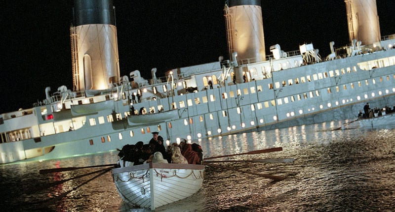 People Spot Something 'Sick' In Adele's Titanic-Theme Birthday Party Photos