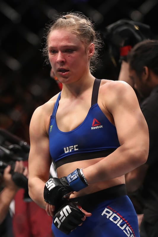 Ronda Rousey Finally Breaks Silence After Nunes Loss 35831UNILAD imageoptim GettyImages 630727394