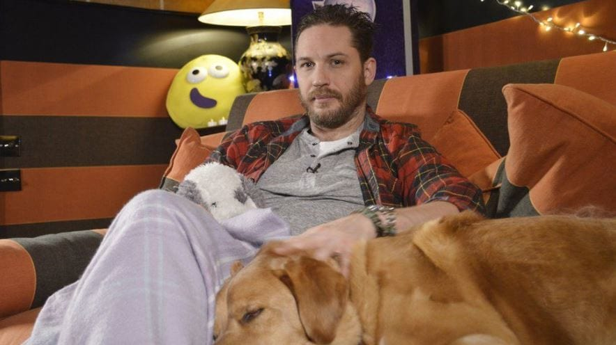 Tom Hardy Re Homes Abandoned Puppies Who Were Left For Dead 39132UNILAD imageoptim tom hardy cbeebies woody