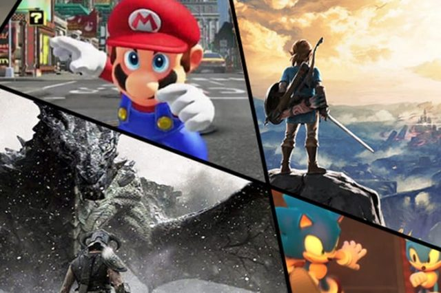 Switch Game Lineup Officially Announced By Nintendo