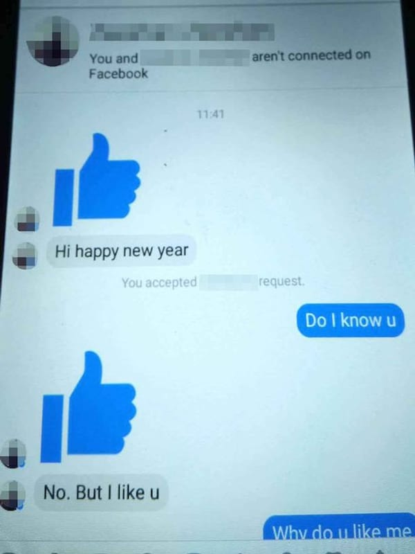 Mum Shares Sordid Messages Paedophile Sent 12 Year Old Daughter 42161UNILAD imageoptim belfast