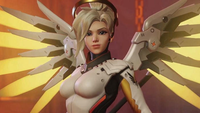Pornhub Ranks Overwatch Characters By Their Search Frequency 47871UNILAD imageoptim mercy gameplay
