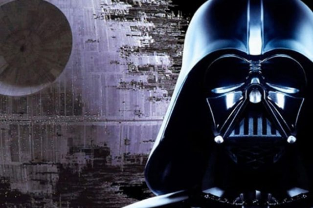 Somebody Turned The Death Star Into An Awesome Roller Coaster