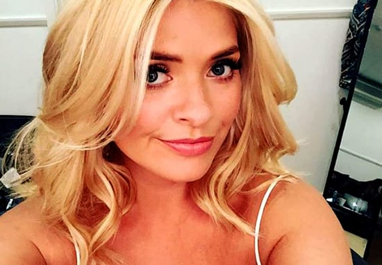 People Couldn't Believe What Holly Willoughby's Dad Looks Like