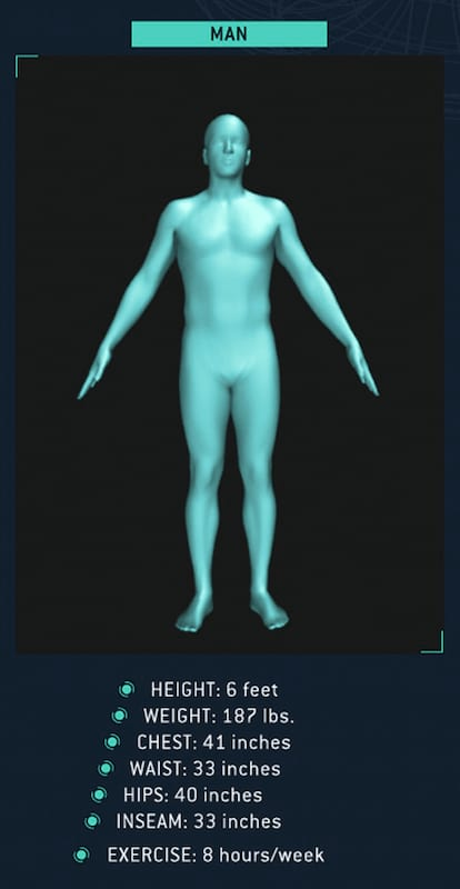 This Is The Perfect Male Body Type Women Want, Apparently 59656UNILAD imageoptim Perfect male body 775421