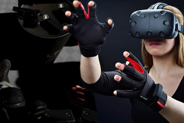 Dev Makes VR Breakthrough While Playing With Two Vives