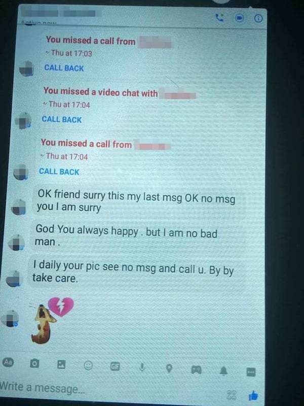 Mum Shares Sordid Messages Paedophile Sent 12 Year Old Daughter 9597UNILAD imageoptim belfast 3