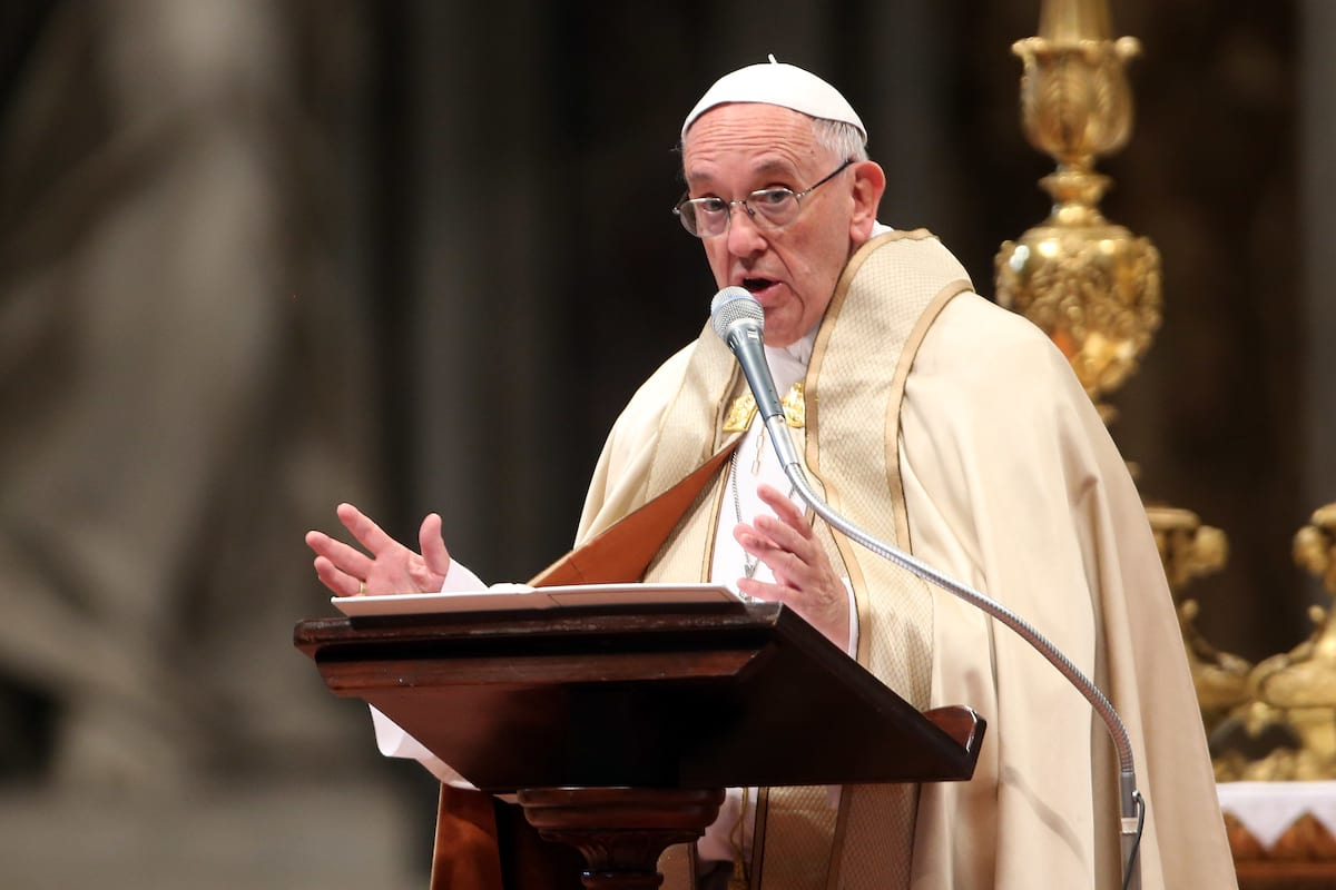 The Pope Has Been Quietly Reducing The Punishment For Paedophile Priests 1017 GettyImages 624344428