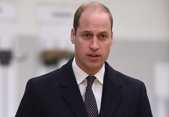 Prince William Has Completely Shaved His Head And No One Can Cope 1387 William web