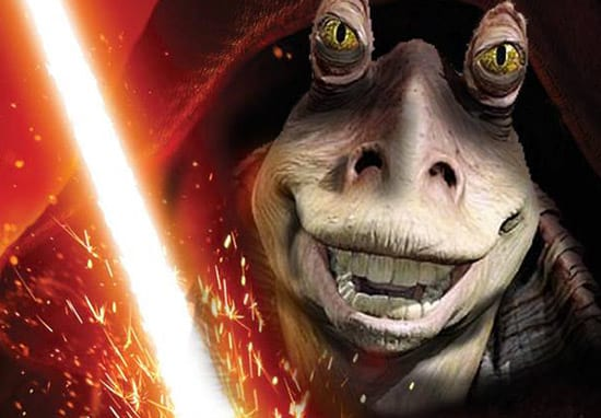 New Jar Jar Binks Theory Destroys Idea That He's Actually A Sith