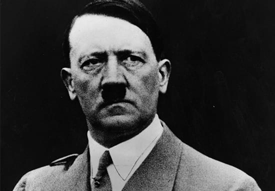 Archaeologists Unearth One Of Hitlers Darkest Secrets 1631 hitler web