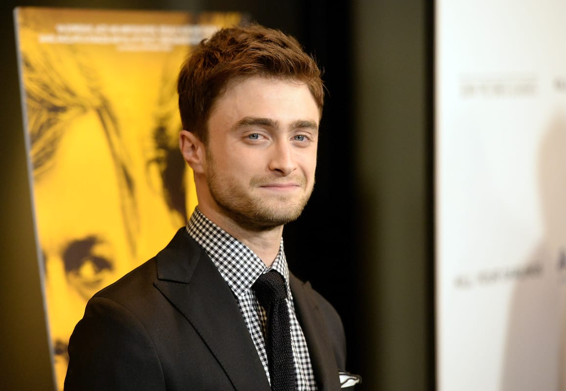 Daniel Radcliffe Says He Could Play An Adult Harry Potter 21130UNILAD imageoptim GettyImages 183011932
