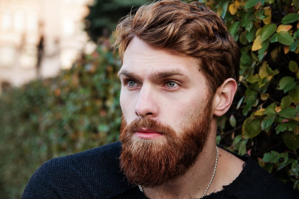 Wondrous Men With Beards Are Officially More Desirable To Women Short Hairstyles Gunalazisus