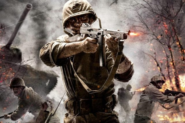 Call Of Duty 2017 Dev Breaks Silence, Says It'll Make You Go 'Nuts'