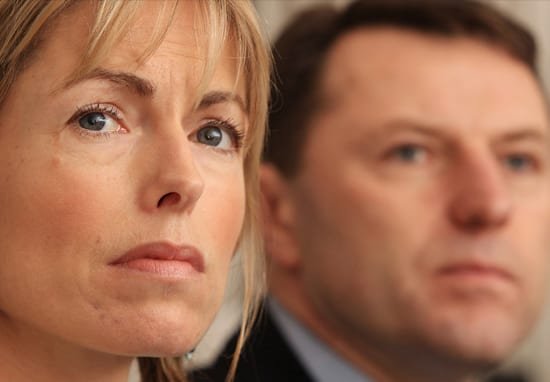 Kate McCann's Heartbreaking Message As They Face 12th Christmas Apart