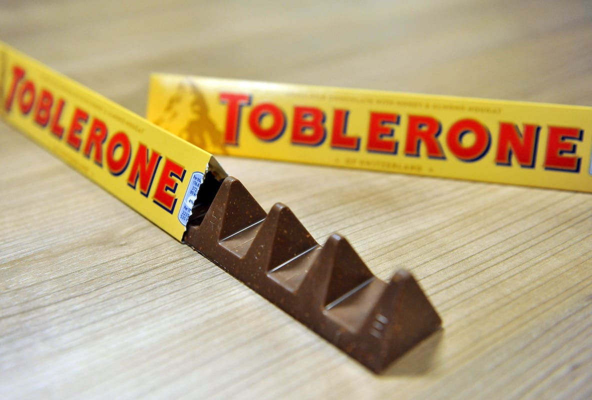 More Of Your Favourite Chocolate Bars Are Shrinking