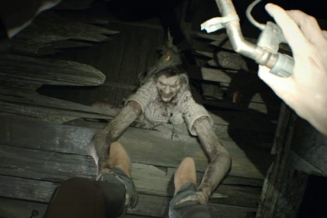 Watch Resident Evil 7 Speedrun On Madhouse With Just A Knife
