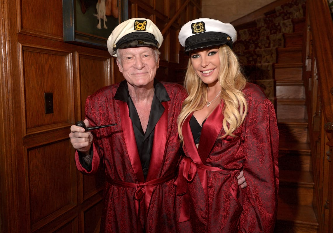 Hugh Hefners Wife And Kids Will Only Inherit His Fortune On One Condition 53833UNILAD imageoptim GettyImages 457877406