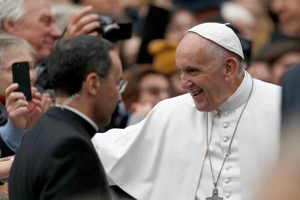 The Pope Has Been Quietly Reducing The Punishment For Paedophile Priests 552 GettyImages 619445244