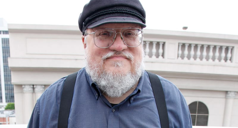 George R.R. Martin Confirms There Will Be Five Game Of Thrones Spin Off Series 60967UNILAD imageoptim george rr martin fb getty