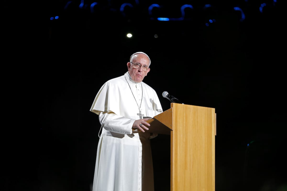 The Pope Has Been Quietly Reducing The Punishment For Paedophile Priests 626 GettyImages 619464926