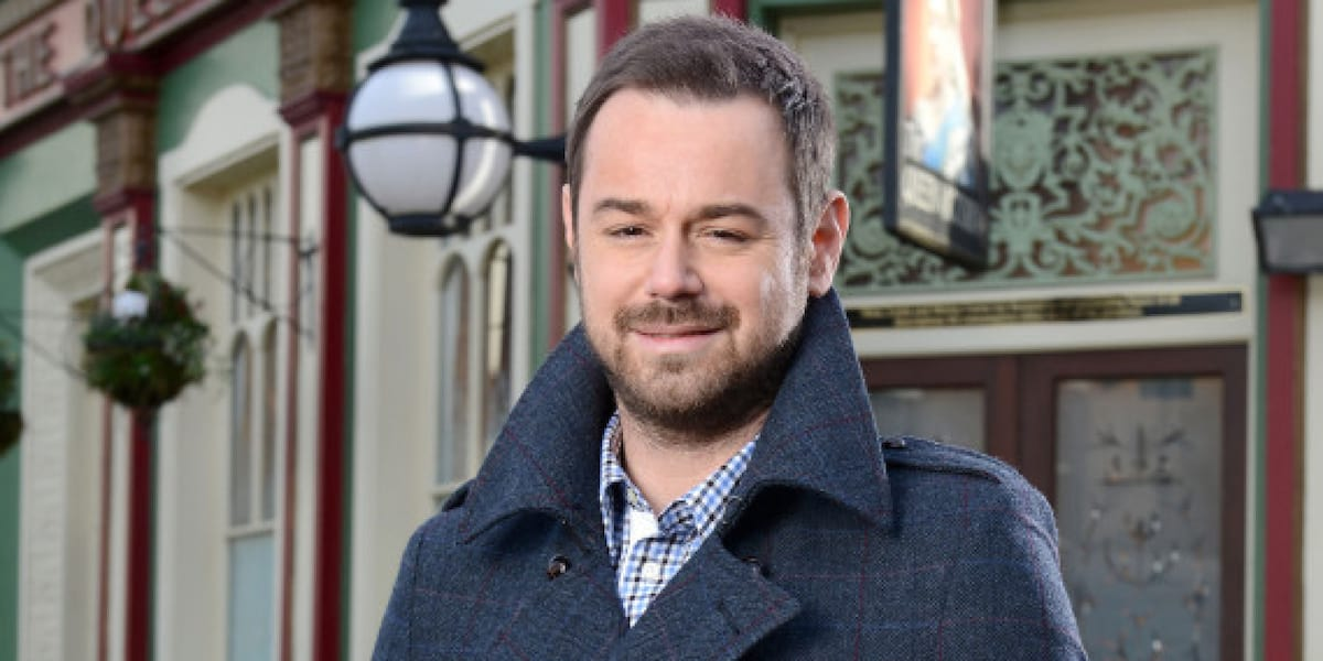 Danny Dyer Is Officially Heading Into Love Island 639 o DANNY DYER EASTENDERS facebook