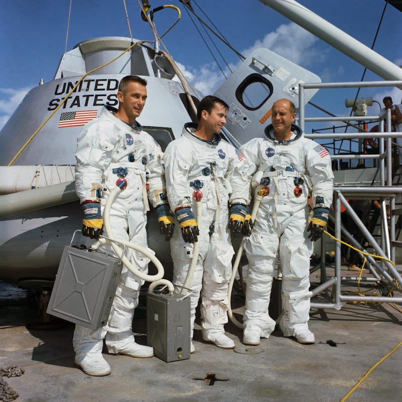 nasa apollo 11 astronauts - photo #38