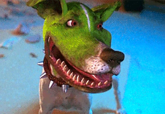 Dog Given Plastic Surgery To Look More Like Dog From The Mask