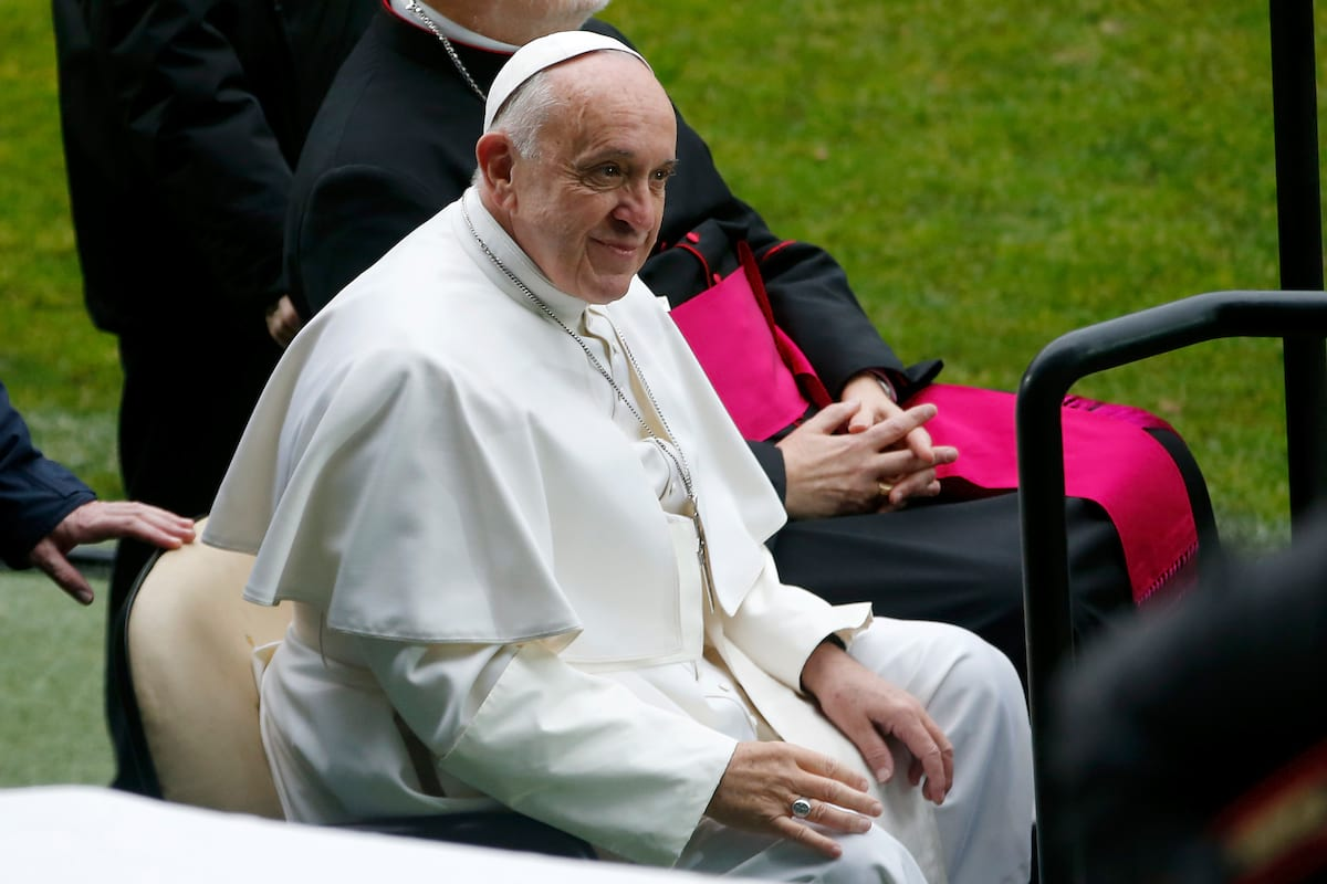 The Pope Has Been Quietly Reducing The Punishment For Paedophile Priests 725 GettyImages 619604240