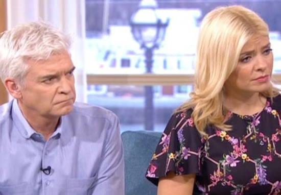 Phillip Schofield Breaks Down As Mum Reveals Texts That Drove Daughter To Kill Herself