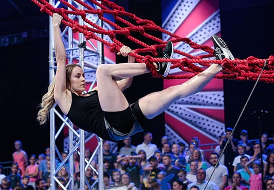 Ninja Warrior Seems To Have Added An Incredibly Strange Event To The Show
